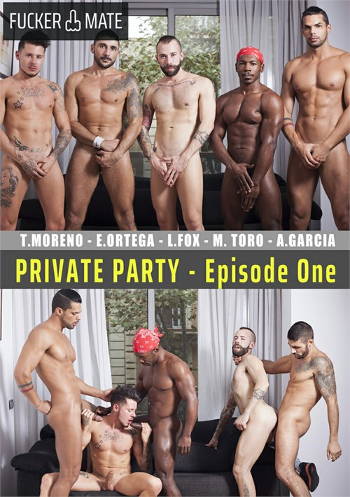 Private Party - Episode One Boxcover