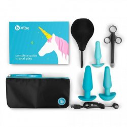B-Vibe Anal Training & Education Set Sex Toy