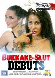 Bukkake-Slut Debuts Porn Video