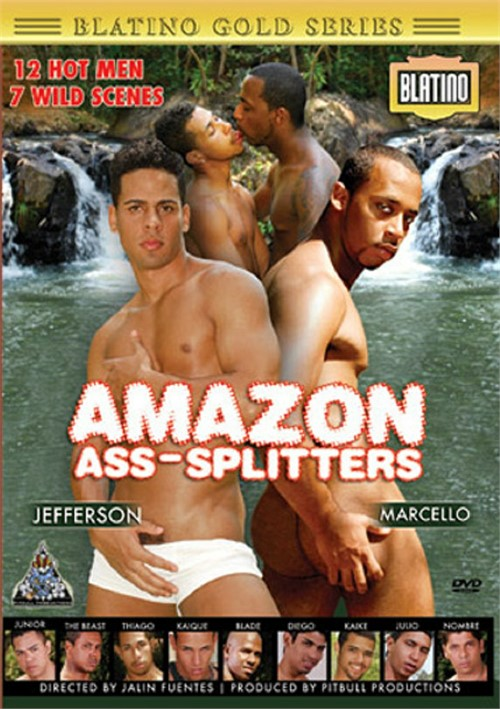 Amazon Ass-Splitters Boxcover