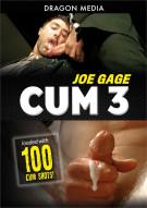 Joe Gage Cum 3 Boxcover