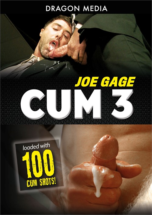 Joe Gage Cum 3 Boxcover