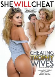Cheating Trophy Wives porn video from She Will Cheat.