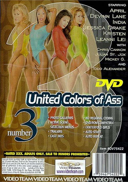 Videoteam united colors of ass trailers