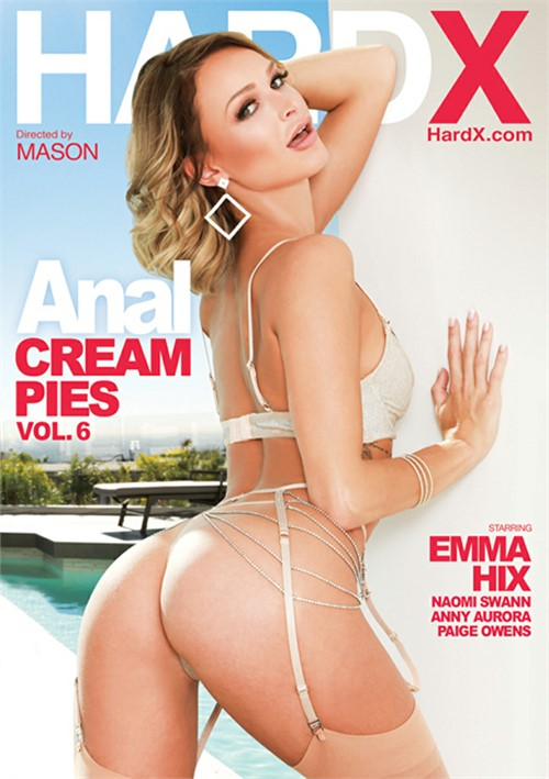 Anal Cream Pies Vol. 6