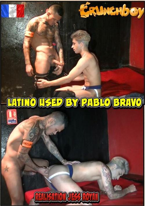 Latino Used By Pablo Bravo Boxcover