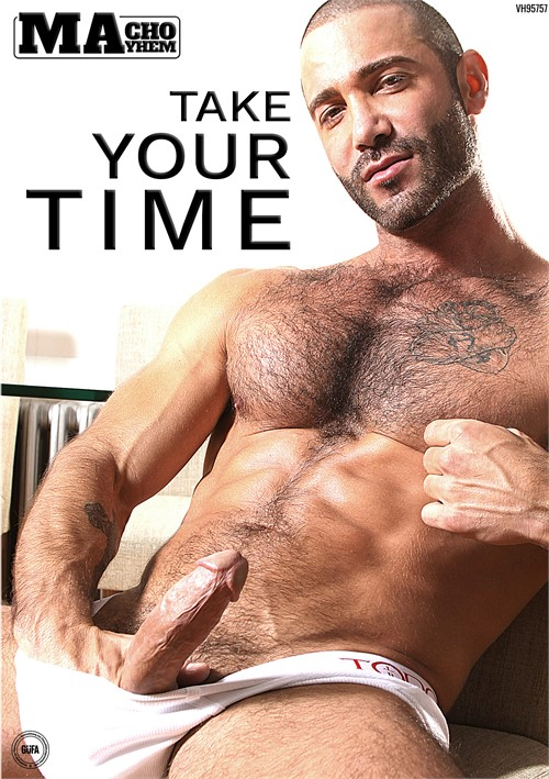 Take Your Time Cover Front