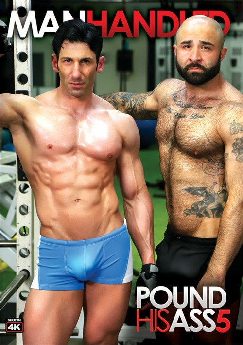 Pound His Ass 5 Cover Front