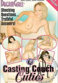 Dream Girls: Casting Couch Cuties 6