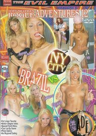 Rogue Adventures 12: New York City vs. Brazil Porn Video