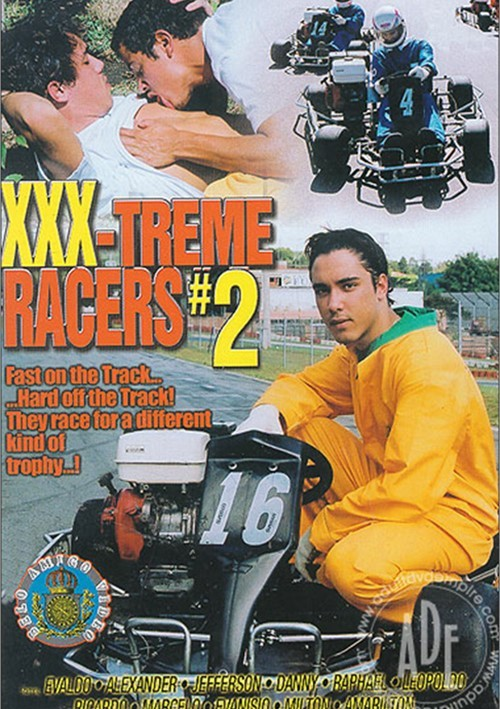 XXX-Treme Racers #2 Boxcover