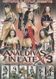 Anal Divas in Latex 3 Porn Video