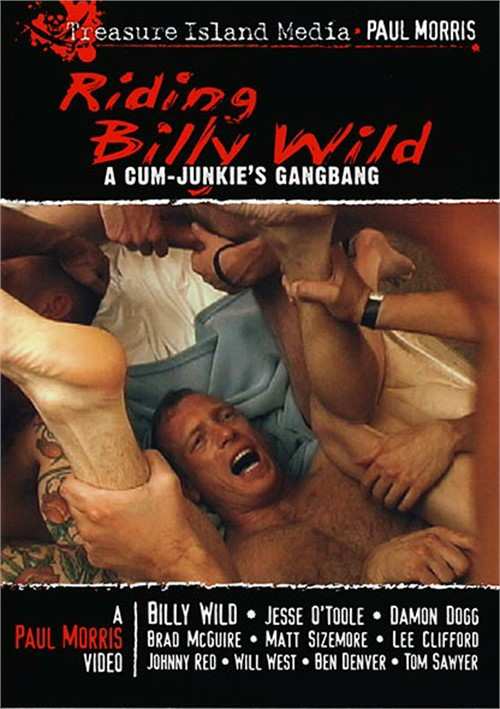 Riding Billy Wild Cover Front