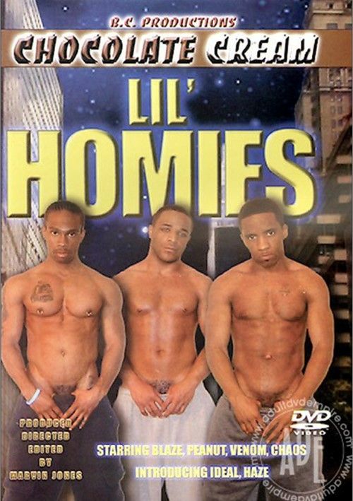 Lil' Homies Boxcover
