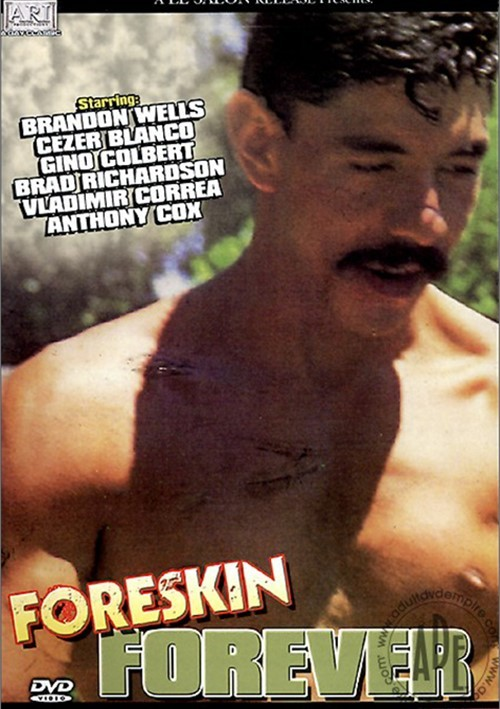 Foreskin Forever Boxcover