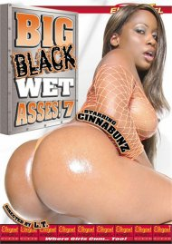 Big Black Wet Asses! 7