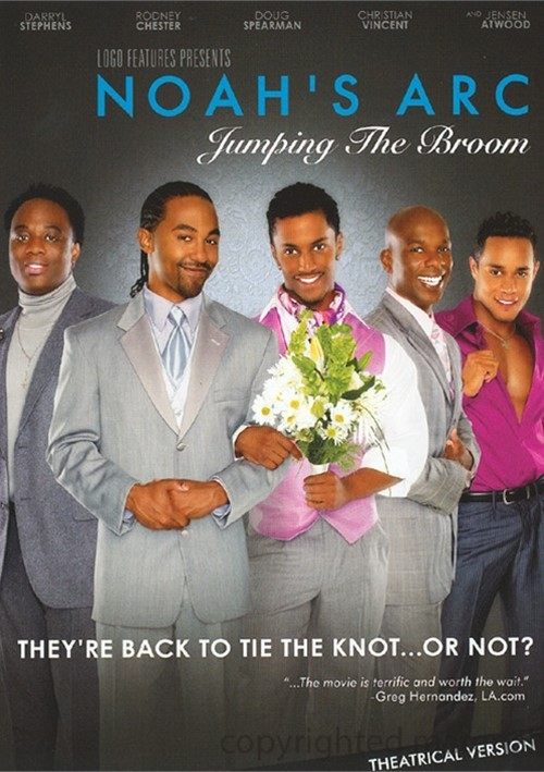 Noah's Arc: Jumping The Broom image