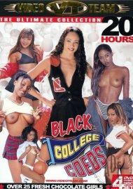 Black College Coeds (20 Hrs.) Porn Movie