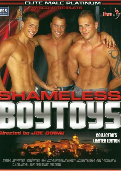 Shameless BoyToys Boxcover