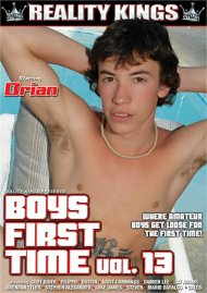 Boys First Time Vol. 13 Porn Video