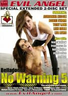 Belladonna: No Warning 5 Porn Video