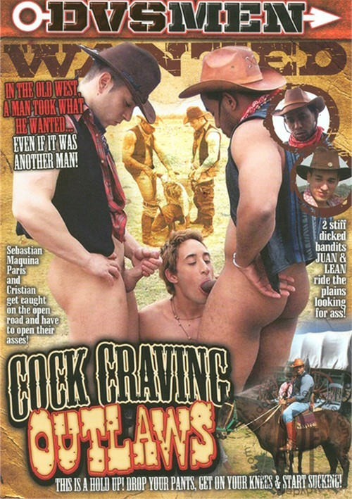 Cock Craving Outlaws Boxcover