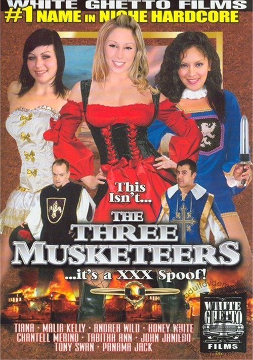 The three musketeers xxx pics
