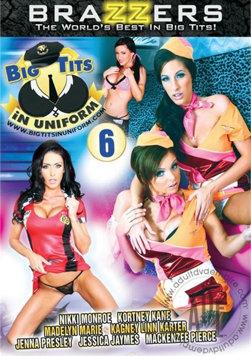 Big Tits In Uniform 6