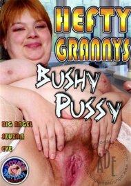 Hefty Grannys Bushy Pussy image