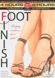 Foot Finish Porn Video