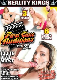 First Time Auditions Vol. 24
