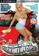 Wash My Car Then Wax My Cock! Porn Video
