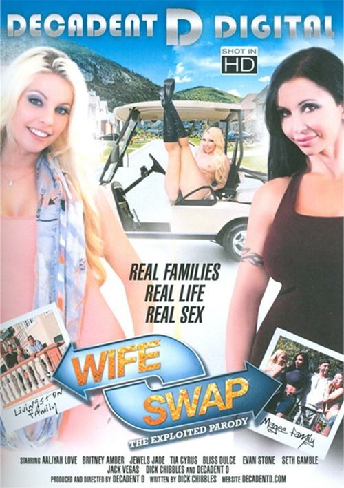 Wife Swap: The Exploited Parody