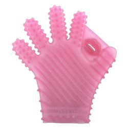 Booty Glove  - Passion Pink Sex Toy