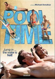 Pooltime gay cinema DVD from Ariztical Entertainment.