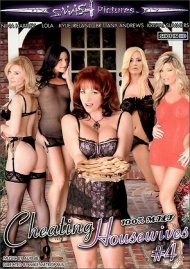Cheating Housewives 4 porn DVD from Smash Pictures.