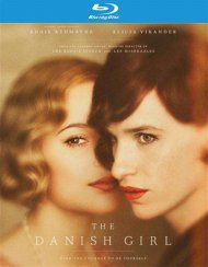 Danish Girl, The (Blu-ray + UltraViolet) Gay Cinema Movie