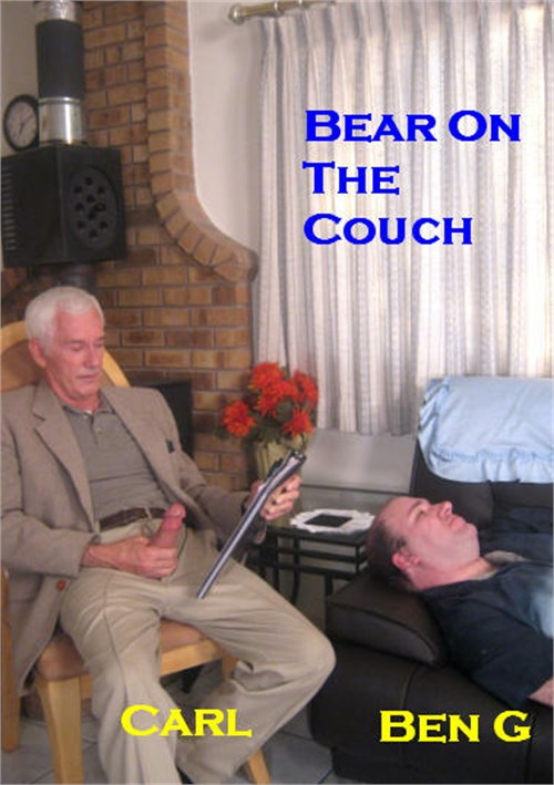 Bear on the Couch Boxcover
