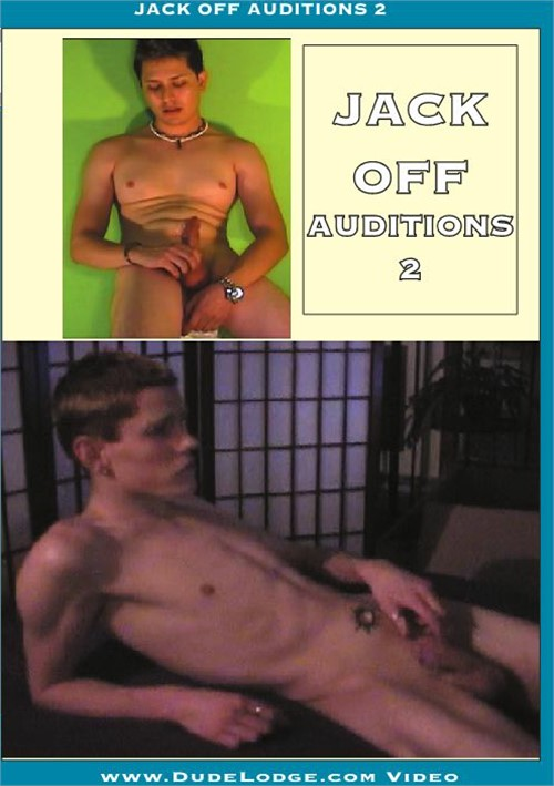 Jack Off Auditions 2 Boxcover