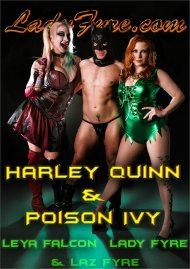 Harley Quinn & Poison Ivy Porn Video