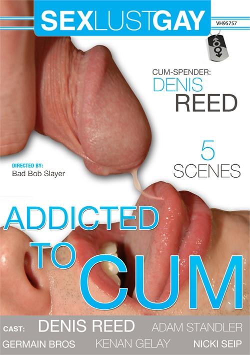 Addicted to Cum Boxcover