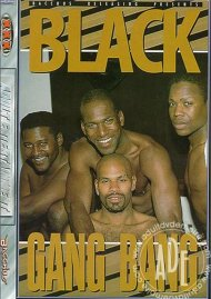 Black Gang Bang Porn Movie