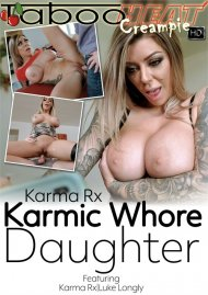 Karma Rx in Karmic Whore Daughter Porn Video