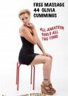 Free Massage 44 - Olivia Cummings Boxcover