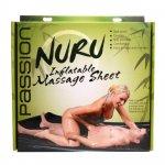 Nuru Inflatable Vinyl Massage Sheet Sex Toy