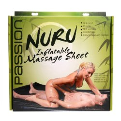 Nuru Inflatable Vinyl Massage Sheet Sex Toy