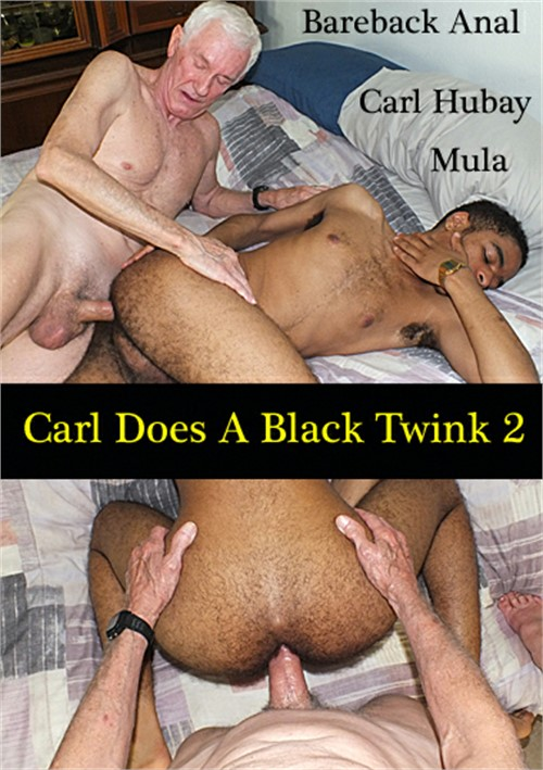 Carl Does a Black Twink 2 Boxcover