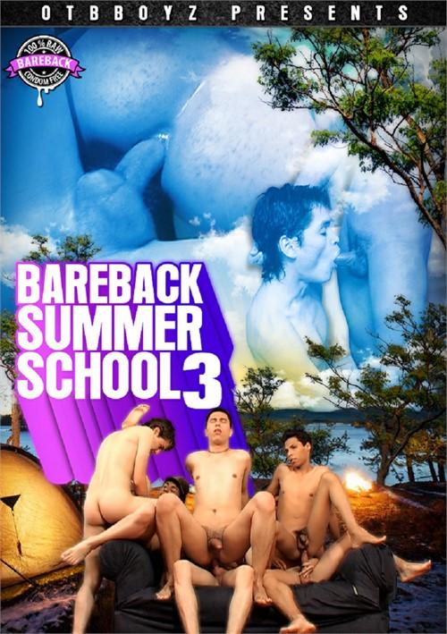 Bareback Summer School 3 Boxcover
