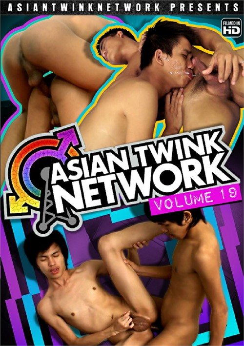 Asian Twink Network Vol. 19 Boxcover