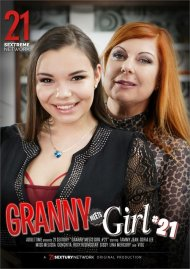 Granny Meets Girl #21 Porn Movie